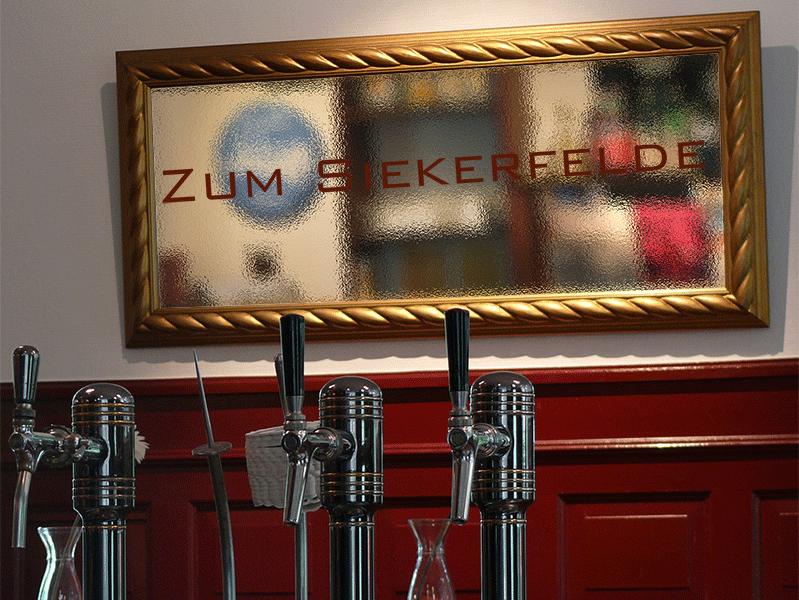 Zum Siekerfelde - Spiegel